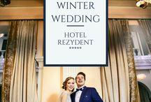 Ślub w Hotelu Rezydent - esencja piękna
