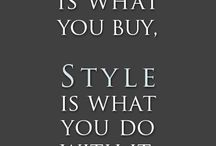Quotes / Fashion quotes