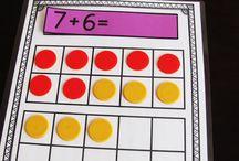 Matek 1 összeadás tábla