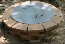 Fire pits / Best fire pit ideas / by Kris Lee