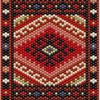 Loom Bracelet Beading Pattern
