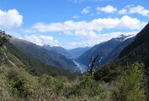 "Doubtful Sound Flights - Air Milford / Doubtful Sound flights take you to a more remote area of the South Island's rugged West Coast.  Sometimes called ""the Sound of Silence"" there is a cloistered serenity within Doubtful Sound that is a contrast with its near neighbour, Milford Sound."