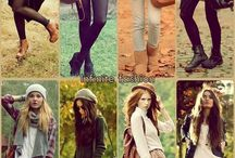 Autumn/Winter Teen Style / Autumn and Winter favorite looks :)!