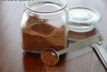 Spice Mixes
