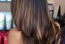 Farba na vlasy ombre