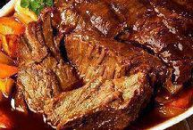 Roasts and Red Meats