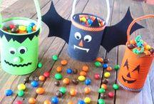 bonbon d'halloween