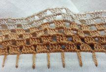 Las cositas de Gini: Crochet