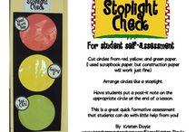 Classroom Student Self Assessment