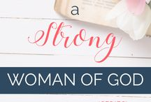 Storg woman of God
