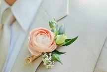 cocarde  nunta
