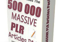 PLR Articles / Are you looking for high quality PLR article packs in specific in-demand niches? Then this is the board for you. We list top notch PLR content that is ready to be used for your marketing needs in all the hottest niches. Browse for your PLR articles here.