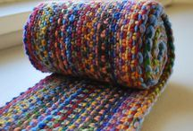 For Variegated Yarn