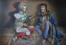 Axel Pahlavi / Born in 1975, Iran, Represented by Galerie Eva Hober since 2004