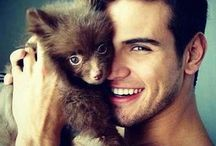 Hot Dudes & Dogs / Hot Dudes & Dogs