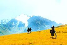 I ♥ Kyrgyzstan Travel