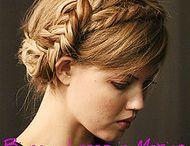 hair / by Sophia Villotti