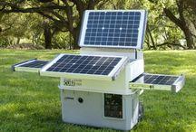 Solar camp