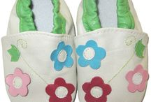 The cutest little baby shoes! / New designs from Softies baby shoes.