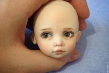 куклы лица