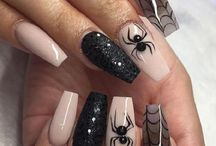 !Halloween nails