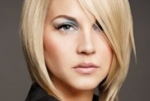 Hairstyles & Makeup / by Christine Kirchner