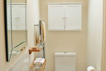 Downstairs shower/utility