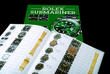 COLLECTING ROLEX SUBMARINER / New updated edition on Rolex Submariner, Sea-Dweller and DeepSea