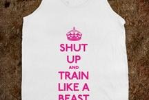 Workout tanks / by Tracy Jett-McDanel