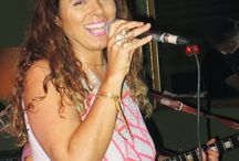 Karina Corradini / Jazz vocalist, Argentinean native, resides in Los Angeles, California since 1999.