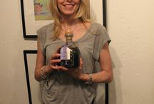 Zebra One Gallery PV / Kate Garner's Warrior Women Private View / by Meesh Bryant