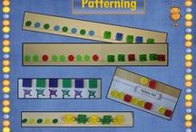 Math - Patterns / by Jennifer Smith