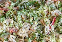 Koude salade