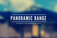 IBN Panoramic Range / Our Panoramic range is designed for all corner blocks. The Lindenow The Merricks The Richmond 1/2/3 The Shoreham The Somers The Wynyard 1 / 2