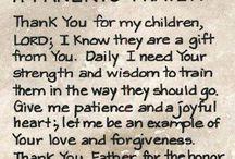 Being a Parent.............