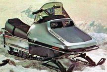 classic. snowmobiles
