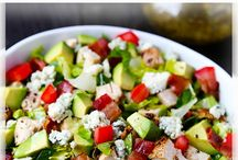 Salads / by Calli Wood