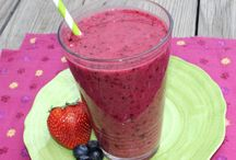 Recipes - Smoothies / by Melissa King