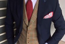 Stylish dressed!