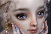 Porselan dolls