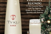 Saucy Saké / Your favorite sushi joint isn't the only place to find saké anymore. Check out these awesome saké cocktails!