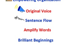 The Writing Craft / Learning to write is exciting and fun!
