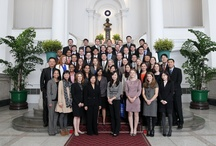 Berkeley MBA Students Meet The Vice President of Taiwan / by Berkeley-Haas