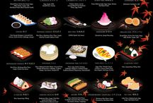 Asian Food Art and Inspiration / Food art inspired from Asia - Japan, China, Vietnam, Singapore We travelled around Japan and China and I love the way they present various food.