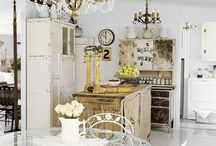 shabby chic / by Melaine Bennett Thompson