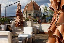 Bologna, Firenze, Ravenna