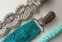 Crochet - Baby stuff