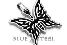 blue steel / by Marie Watling