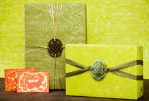Gift wrapping / by Jen Waldner