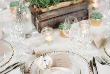 svatební tabule levandule